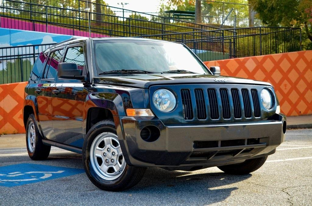 Used 2010 Jeep Patriot Sport | Sandy Springs, GA