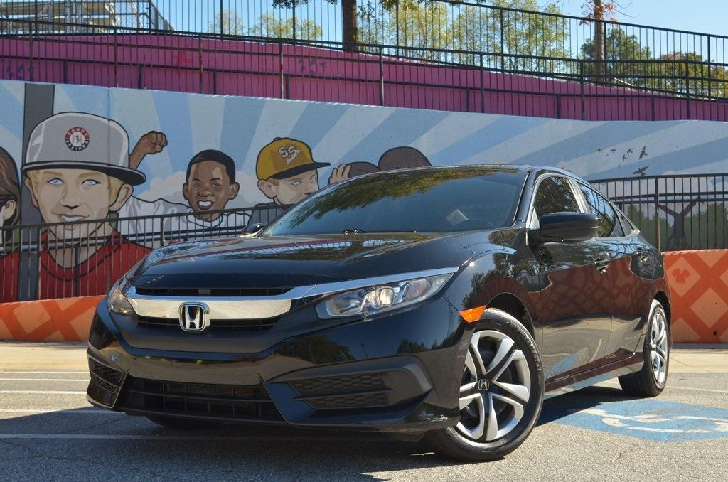 Used 2017 Honda Civic LX | Sandy Springs, GA