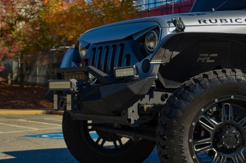 Used 2014 Jeep Wrangler Unlimited Rubicon | Sandy Springs, GA