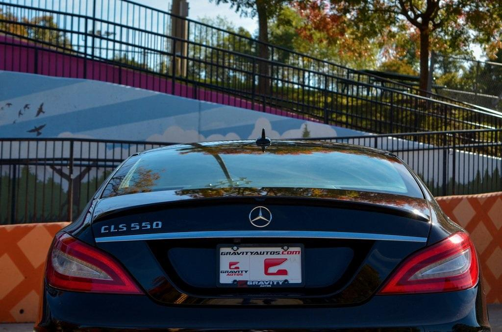 Used 2013 Mercedes-Benz CLS CLS 550 | Sandy Springs, GA