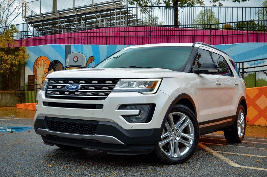 Used 2016 Ford Explorer XLT | Sandy Springs, GA