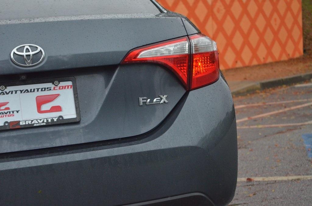 Used 2015 Toyota Corolla LE | Sandy Springs, GA