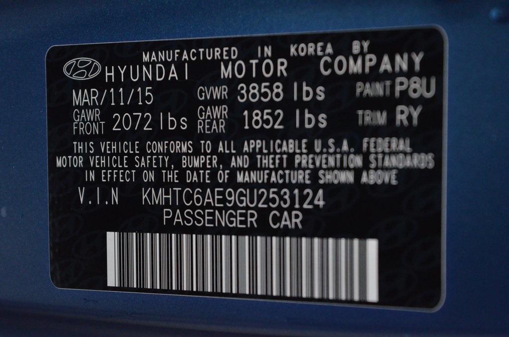 Used 2016 Hyundai Veloster Turbo Rally Edition | Sandy Springs, GA