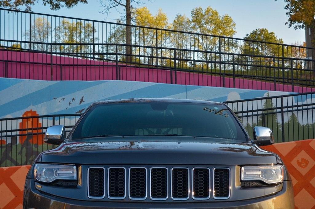 Used 2014 Jeep Grand Cherokee Overland | Sandy Springs, GA