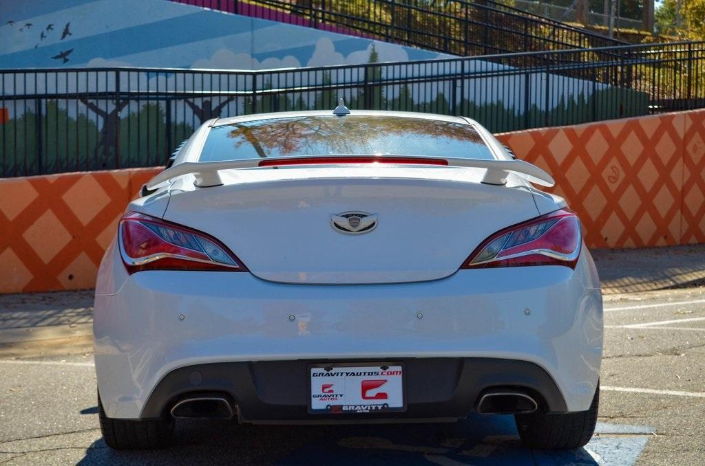 Used 2015 Hyundai Genesis Coupe 3.8 Ultimate | Sandy Springs, GA