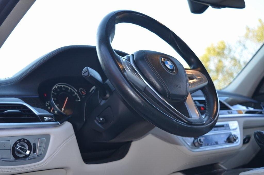 Used 2016 BMW 7 Series 740i | Sandy Springs, GA