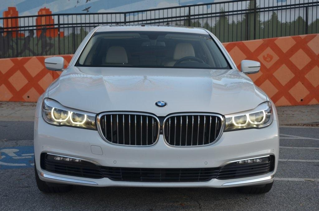 Used 2016 BMW 7 Series 740i | Sandy Springs, GA