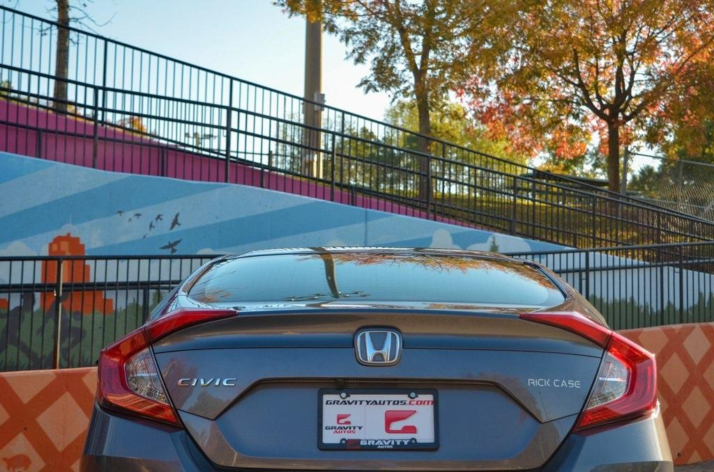 Used 2018 Honda Civic LX   Sandy Springs, GA