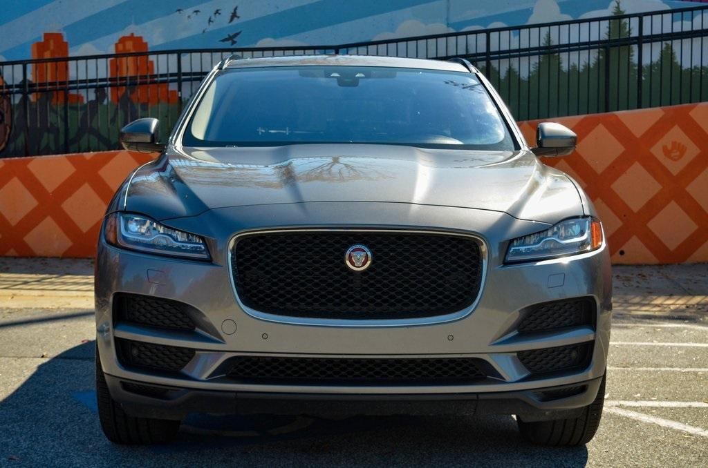 Used 2017 Jaguar F-PACE 35t Prestige | Sandy Springs, GA