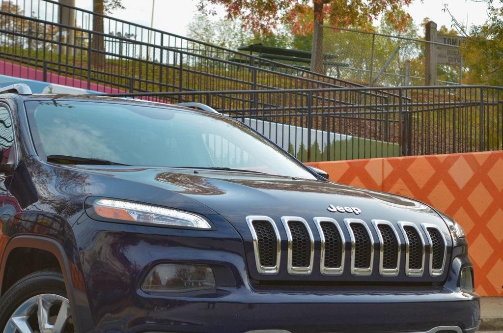 Used 2014 Jeep Cherokee Limited | Sandy Springs, GA