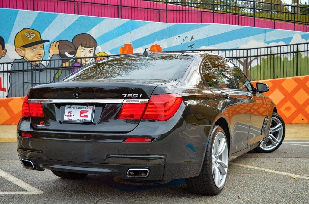 Used 2012 BMW 7 Series 750i | Sandy Springs, GA