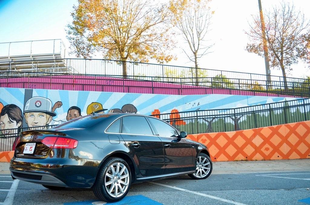 2012 Audi A4 2 0t Premium Plus Stock 012926 For Sale