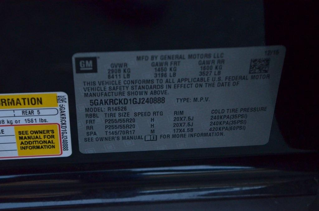 Used 2016 Buick Enclave Premium Group | Sandy Springs, GA
