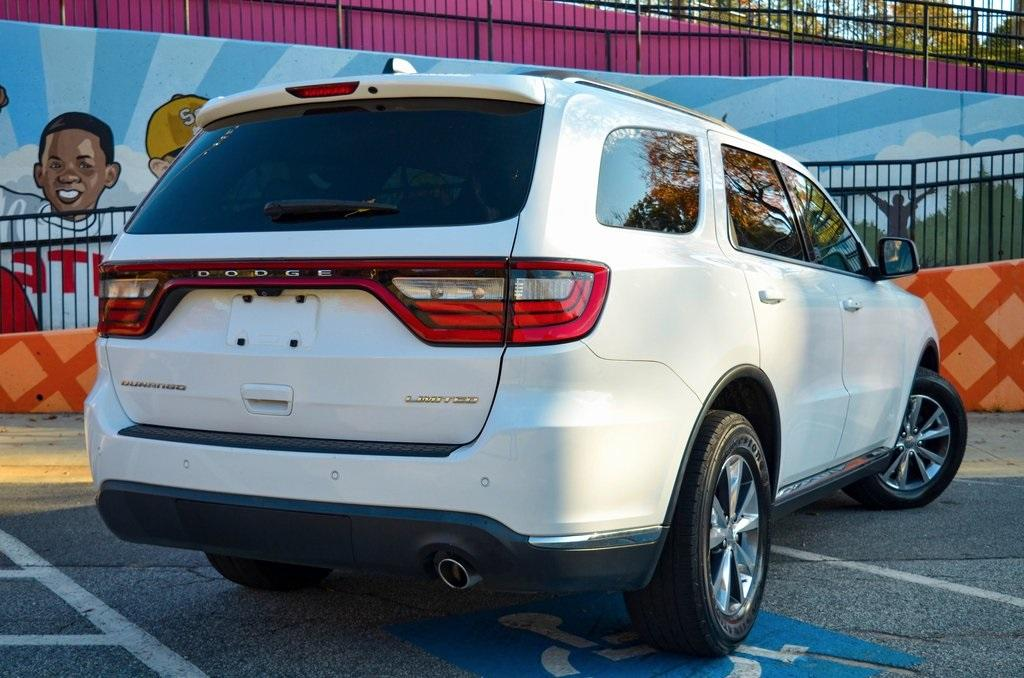 Used 2016 Dodge Durango Limited | Sandy Springs, GA