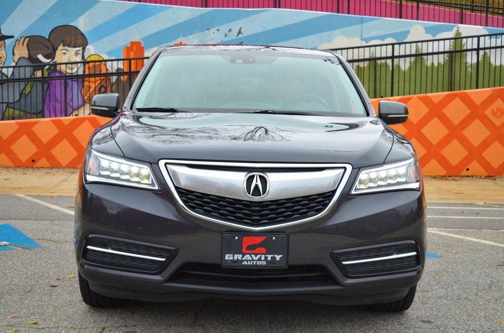 Used 2014 Acura MDX 3.5L Technology Package | Sandy Springs, GA