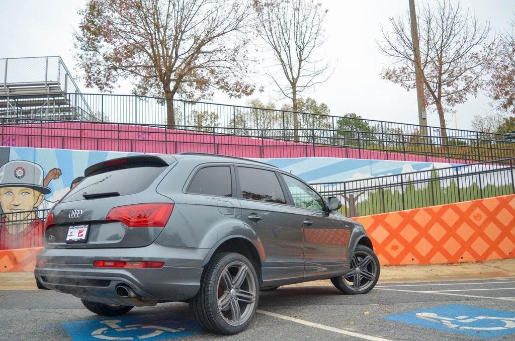 Used 2013 Audi Q7 3.0T S line Prestige   Sandy Springs, GA