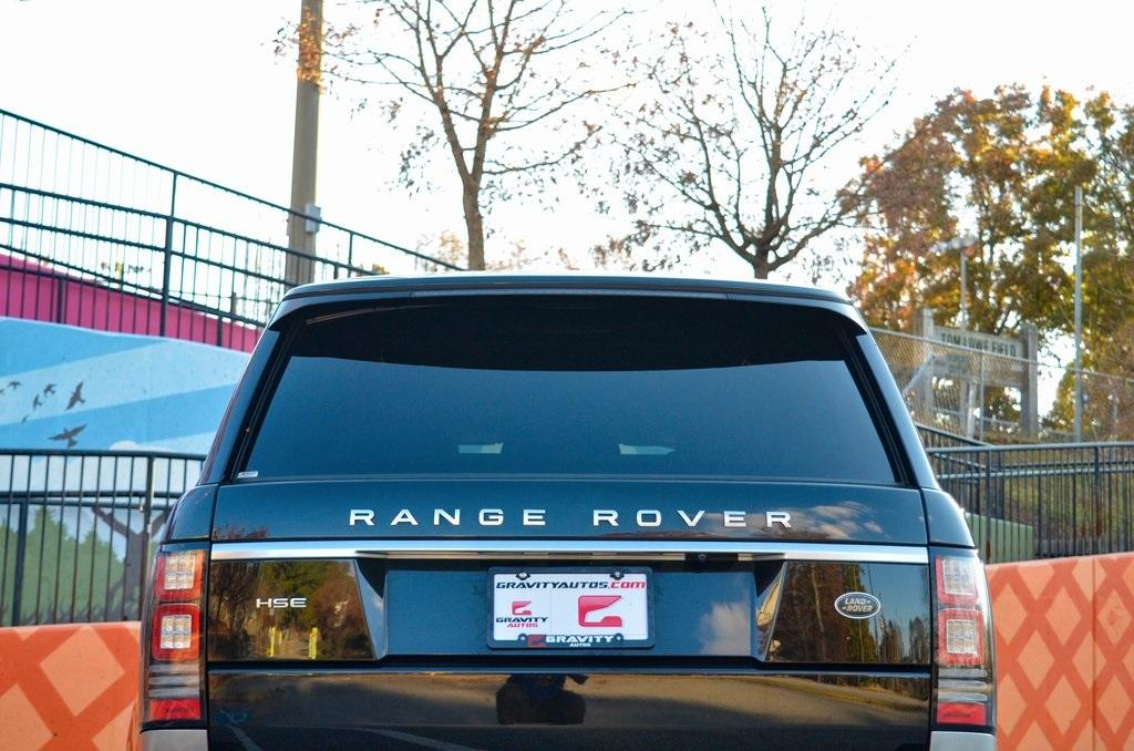 Used 2015 Land Rover Range Rover 3.0L V6 Supercharged HSE | Sandy Springs, GA