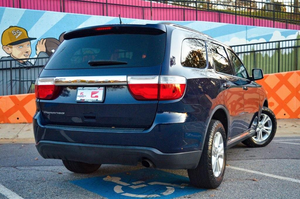 Used 2013 Dodge Durango SXT | Sandy Springs, GA