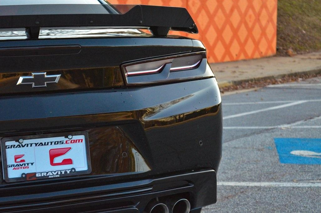 Used 2017 Chevrolet Camaro SS | Sandy Springs, GA