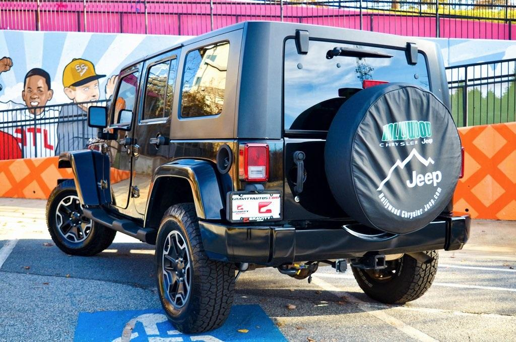 Used 2010 Jeep Wrangler Unlimited Rubicon | Sandy Springs, GA