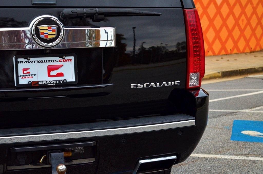 Used 2013 Cadillac Escalade Platinum Edition | Sandy Springs, GA