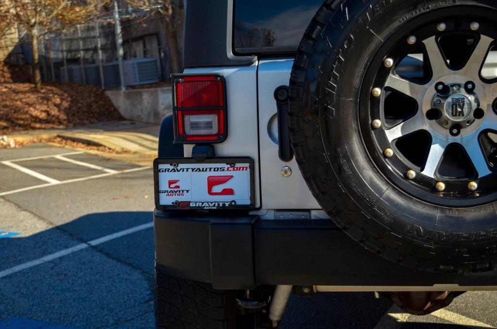 Used 2010 Jeep Wrangler Unlimited Sport | Sandy Springs, GA