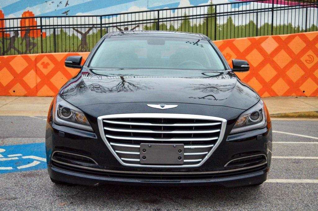 Used 2015 Hyundai Genesis 3.8 | Sandy Springs, GA