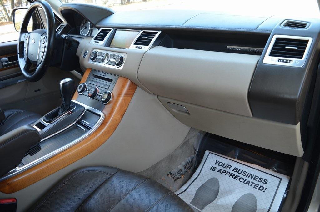 Used 2011 Land Rover Range Rover Sport HSE | Sandy Springs, GA