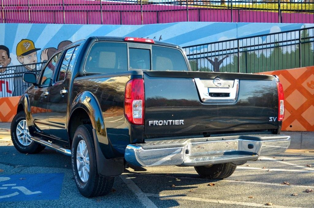 Used 2016 Nissan Frontier S | Sandy Springs, GA