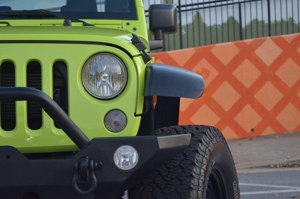 Used 2016 Jeep Wrangler Sport | Sandy Springs, GA