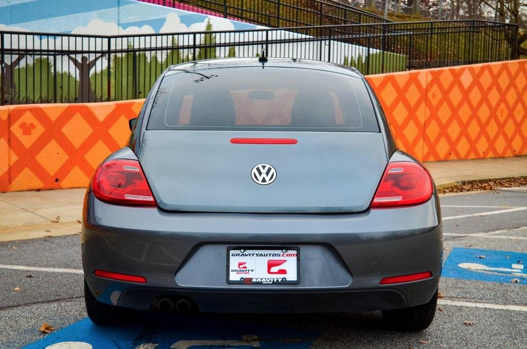 Used 2014 Volkswagen Beetle 2.5L Entry | Sandy Springs, GA