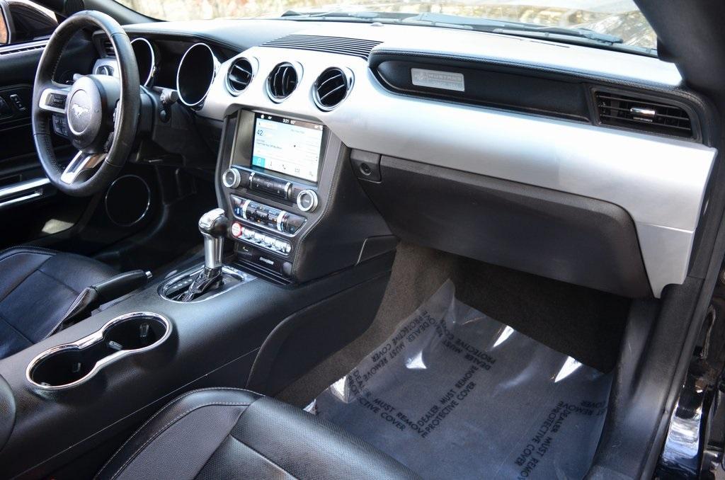 Used 2017 Ford Mustang EcoBoost Premium | Sandy Springs, GA