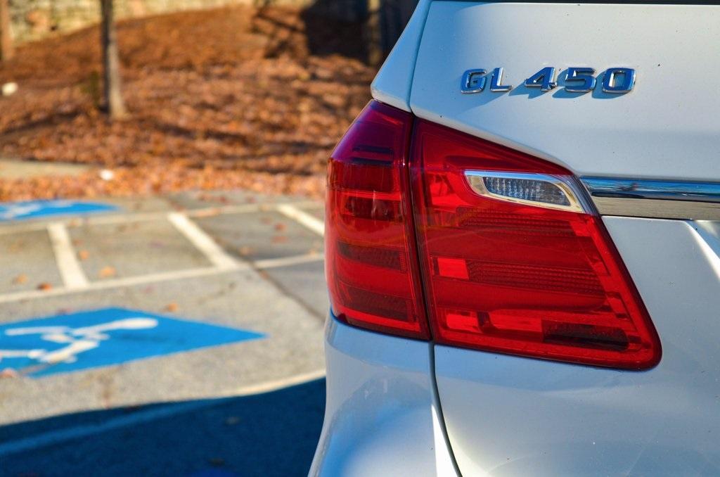 Used 2014 Mercedes-Benz GL-Class GL 450 | Sandy Springs, GA