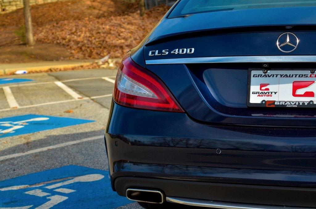 Used 2015 Mercedes-Benz CLS CLS 400 | Sandy Springs, GA