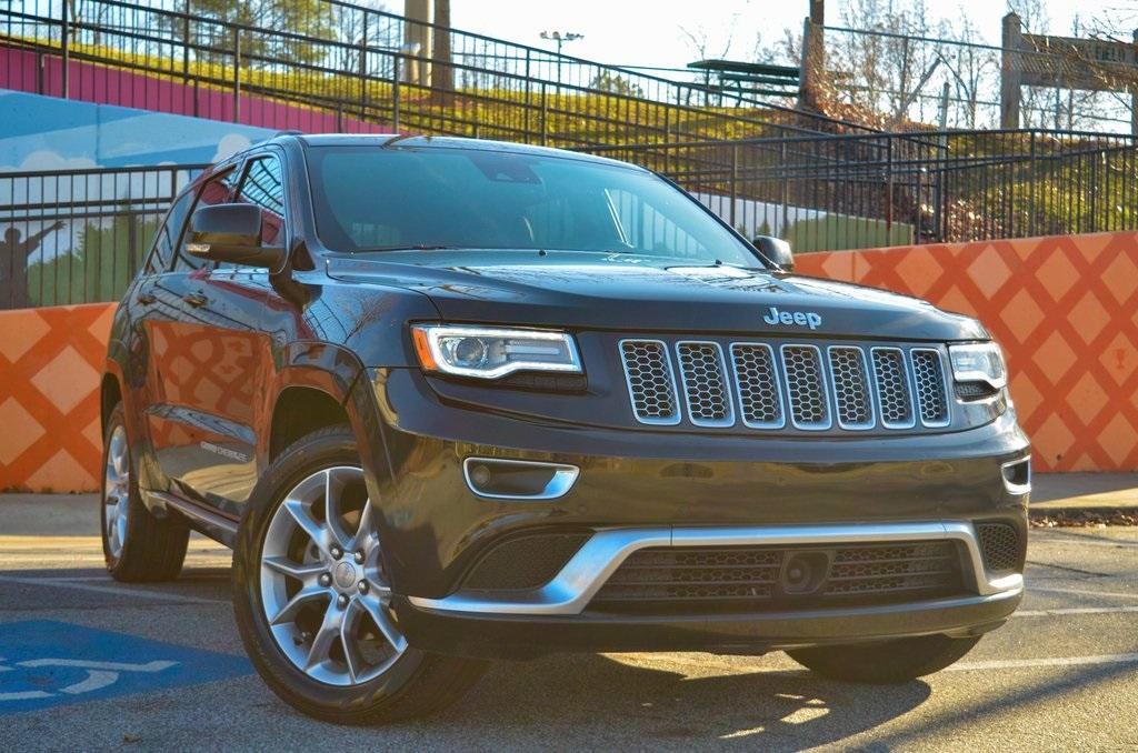 Used 2016 Jeep Grand Cherokee Summit | Sandy Springs, GA