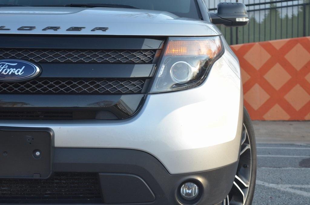 Used 2014 Ford Explorer Sport | Sandy Springs, GA