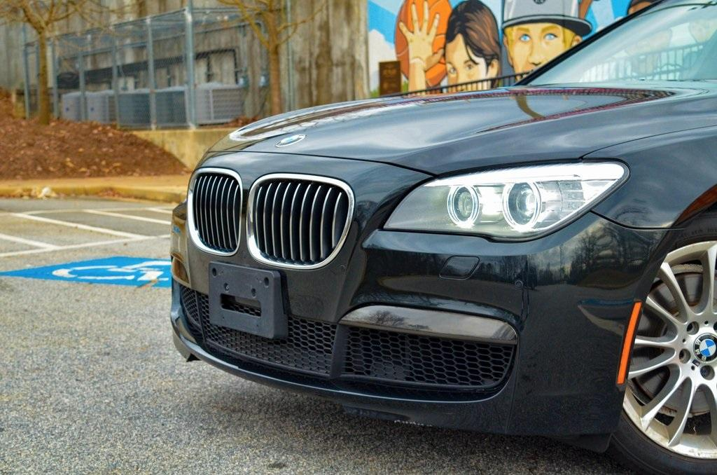 Used 2014 BMW 7 Series 740i | Sandy Springs, GA