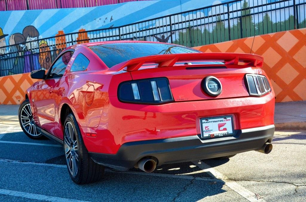 Used 2010 Ford Mustang GT Premium | Sandy Springs, GA
