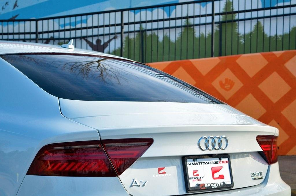 Used 2016 Audi A7 3.0T Premium Plus | Sandy Springs, GA