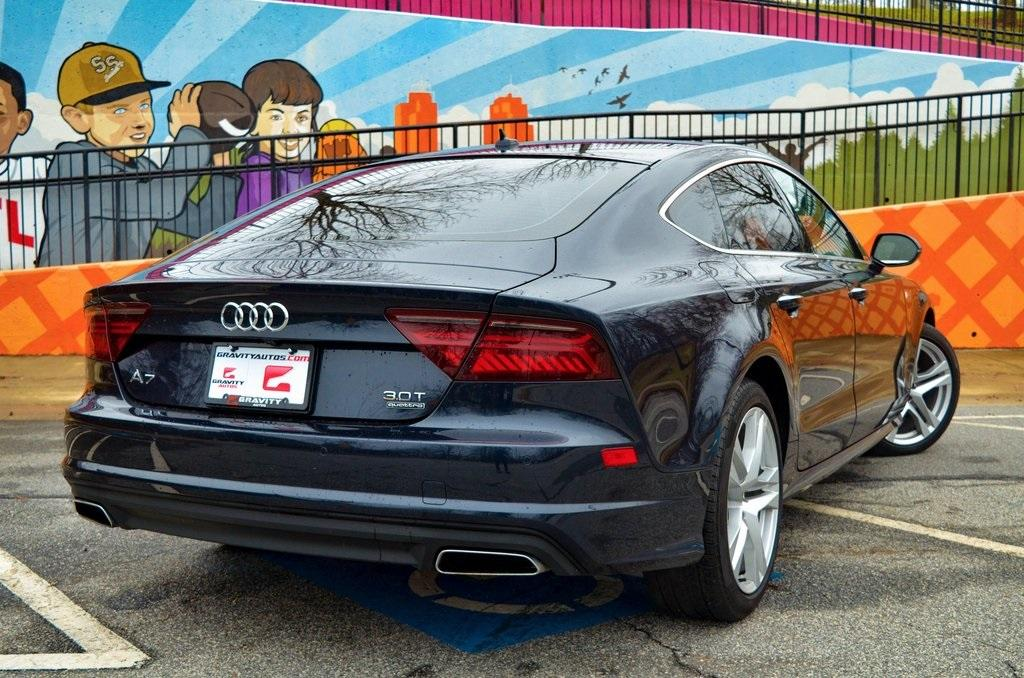 Used 2017 Audi A7  | Sandy Springs, GA