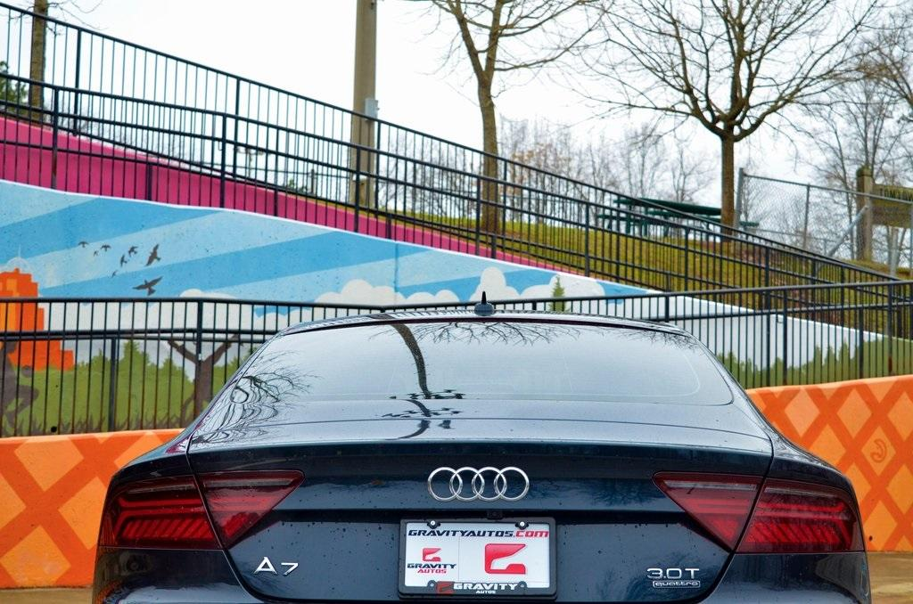 Used 2017 Audi A7  | Sandy Springs, GA