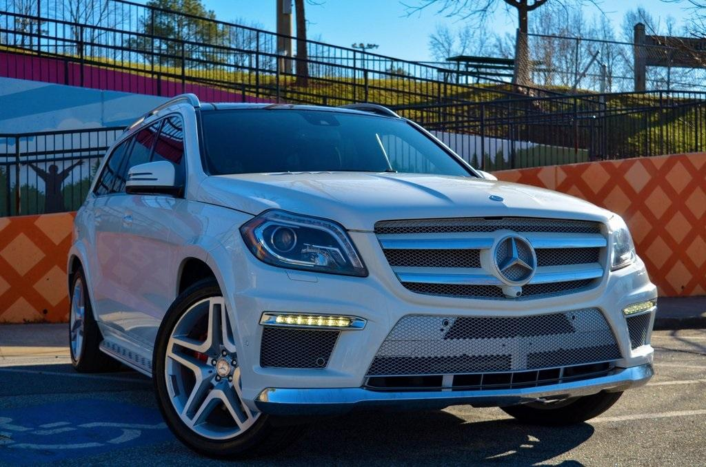 Used 2015 Mercedes-Benz GL-Class GL 550 | Sandy Springs, GA