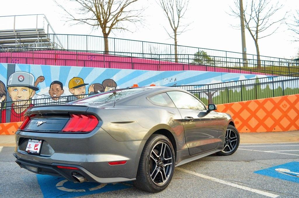 2018 Ford Mustang Ecoboost Premium Stock 156061 For Sale