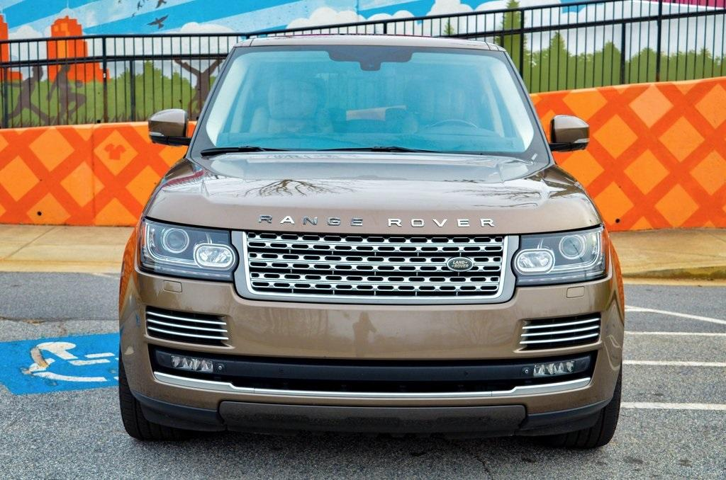 Used 2014 Land Rover Range Rover 5.0L V8 Supercharged Autobiography | Sandy Springs, GA