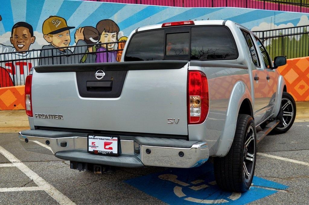 Used 2015 Nissan Frontier SV | Sandy Springs, GA
