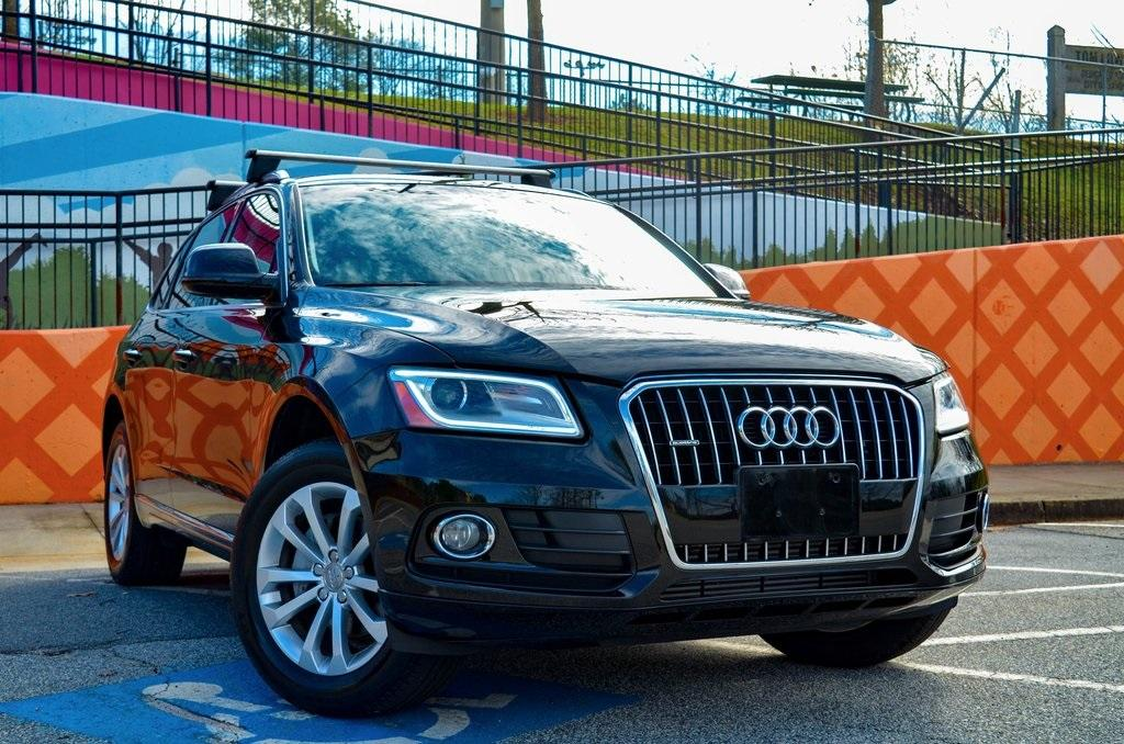 Used 2017 Audi Q5 2.0T Premium | Sandy Springs, GA