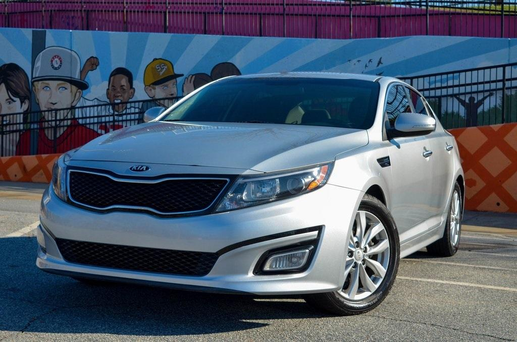 Used 2015 Kia Optima LX | Sandy Springs, GA