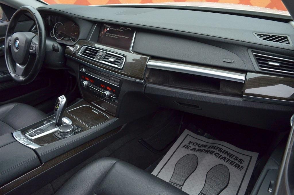Used 2015 BMW 7 Series 740i | Sandy Springs, GA