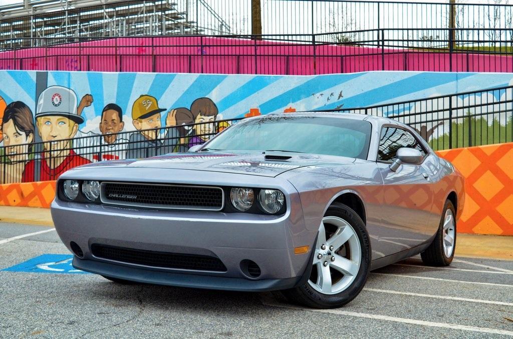 2014 Dodge Challenger Sxt Stock 209521 For Sale Near Sandy Springs Ga Ga Dodge Dealer