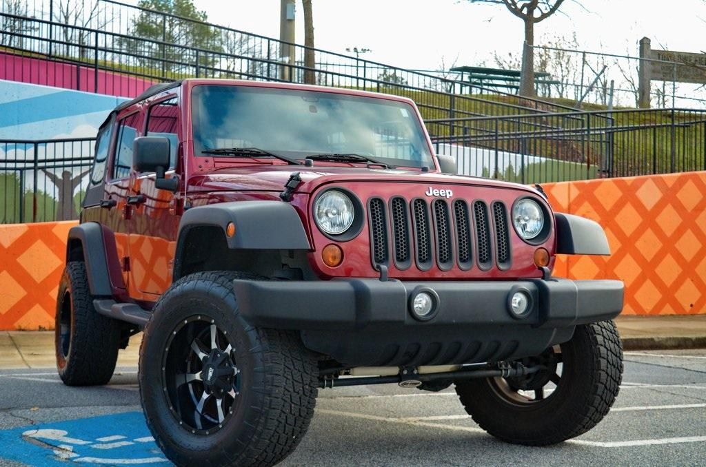Used 2011 Jeep Wrangler Unlimited Sport | Sandy Springs, GA